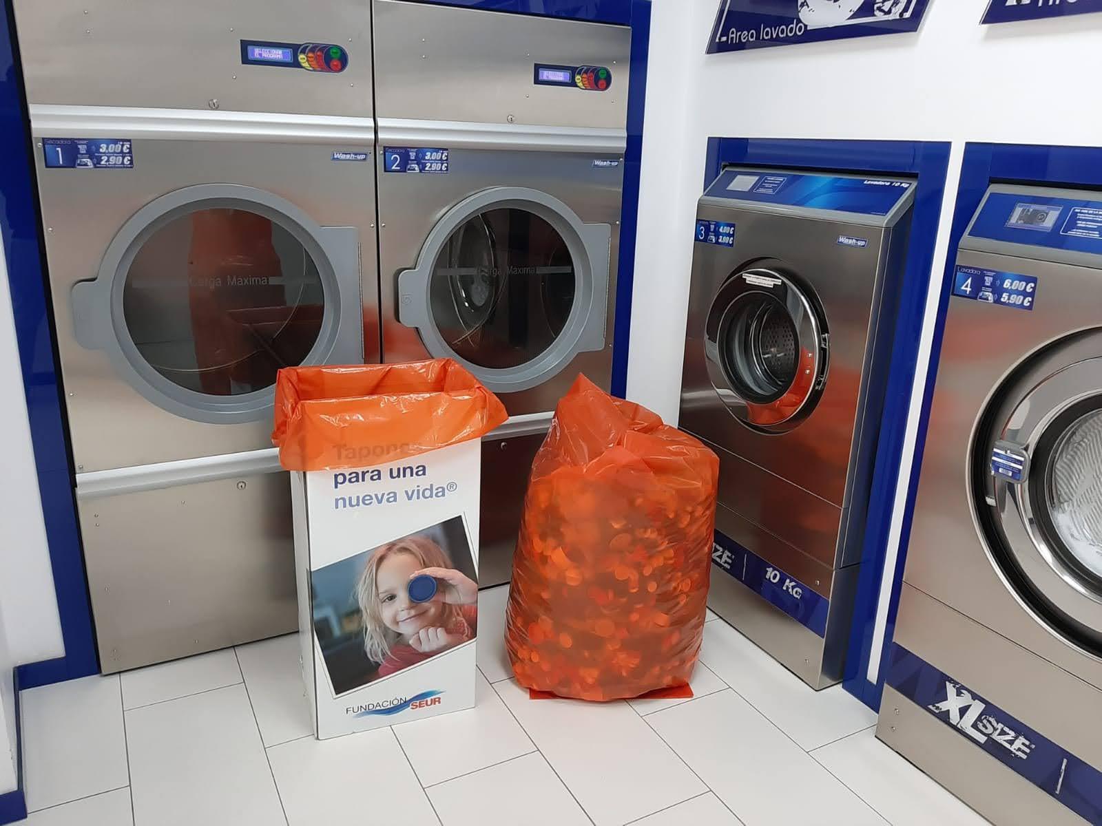 lavandería solidaria